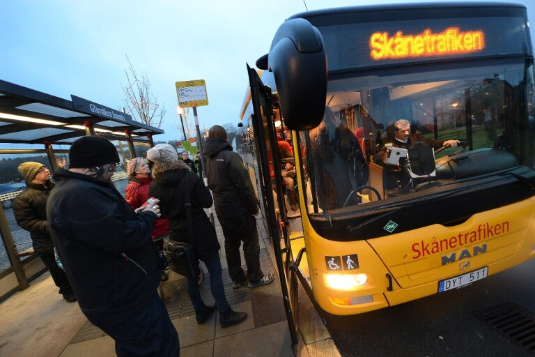 Skånetrafiken sätter in extra bussturer