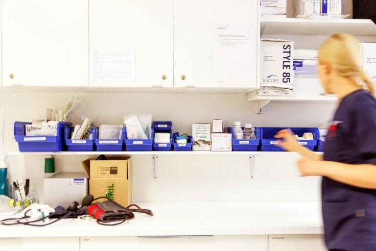 Personal på hälsocentral smittad – smittspårning påbörjad