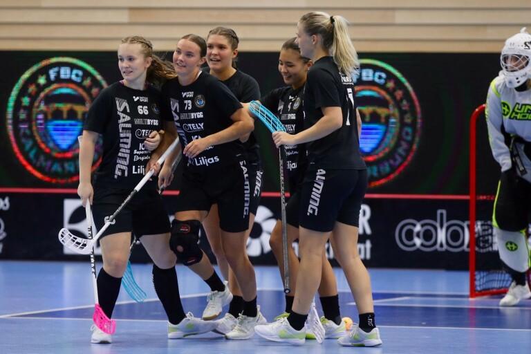 FBC gick på knock – mosade division 1-lag
