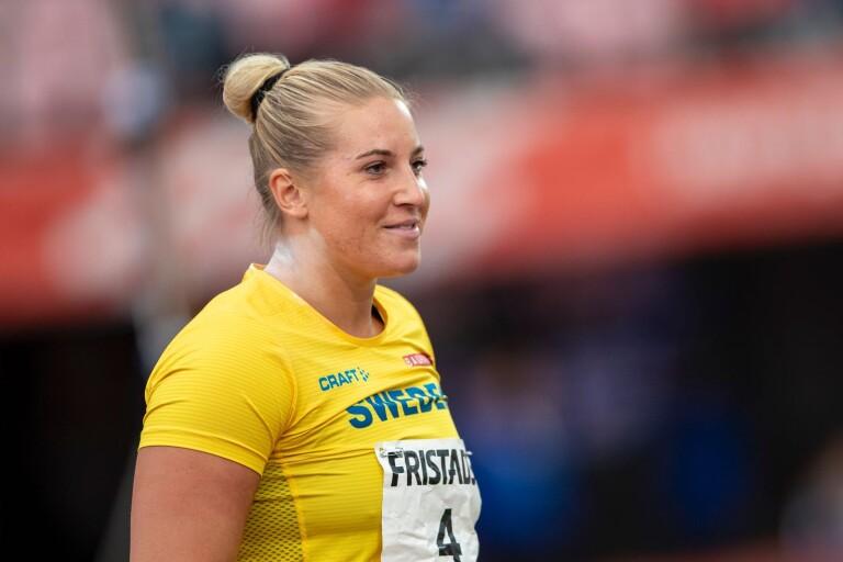 Svenskt rekord för Fanny Roos