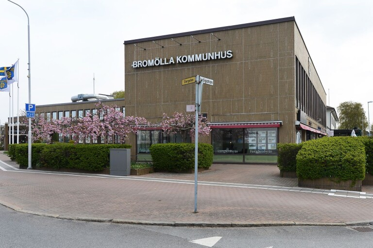 Han blir ny gruppledare för SD i Bromölla