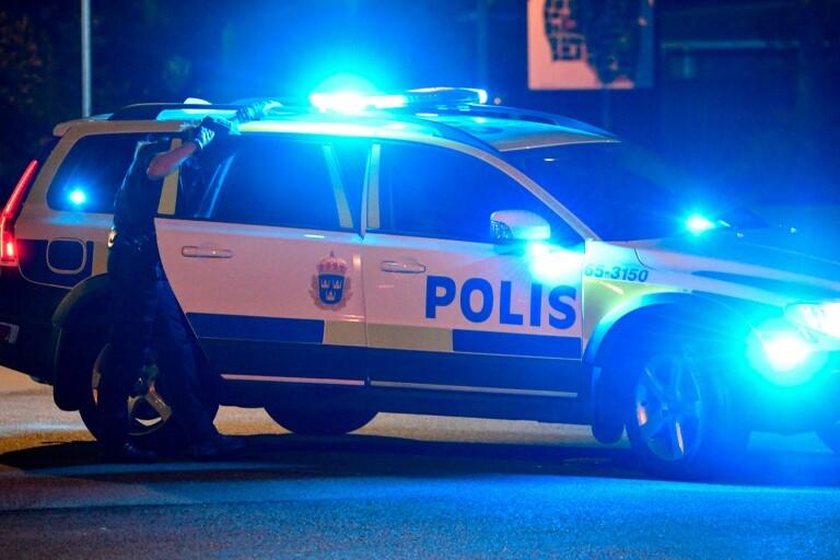 Växjö: Polisen tog knarklangare på bar gärning