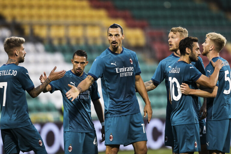 Ibrahimovic visade Milan vägen i EL-kvalet