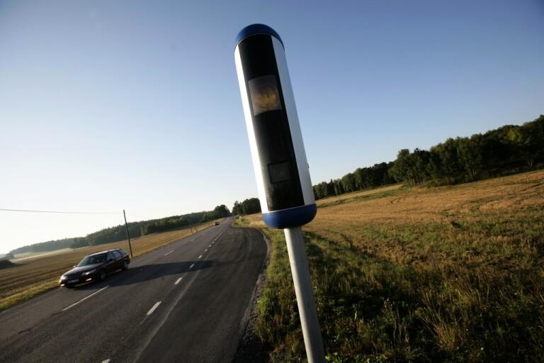 Chaufför stängs av efter vansinnesfärd