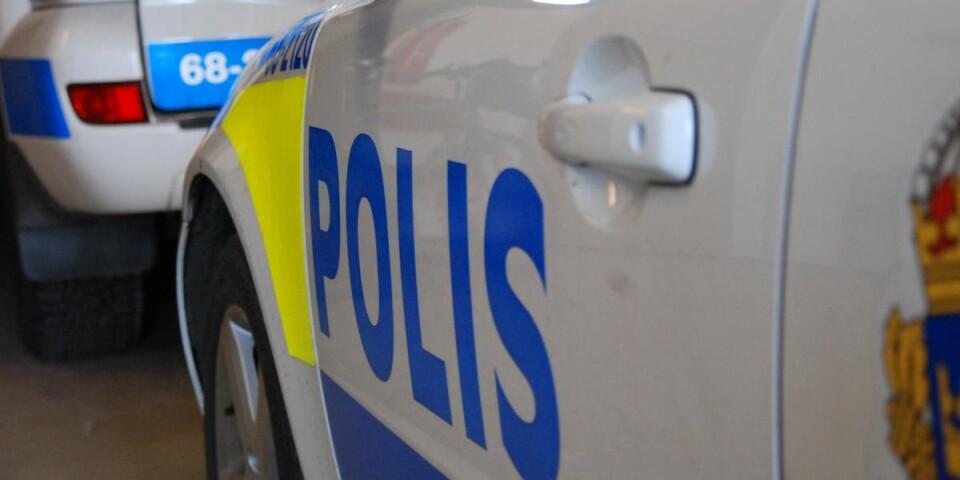 En 69-årig man från Gotland har dömts för smitning efter en olycka vid Borgholms slott.