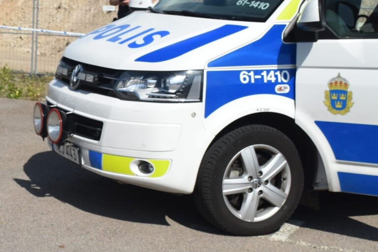 Slet sönder backspegel – kastade sten mot bilägaren