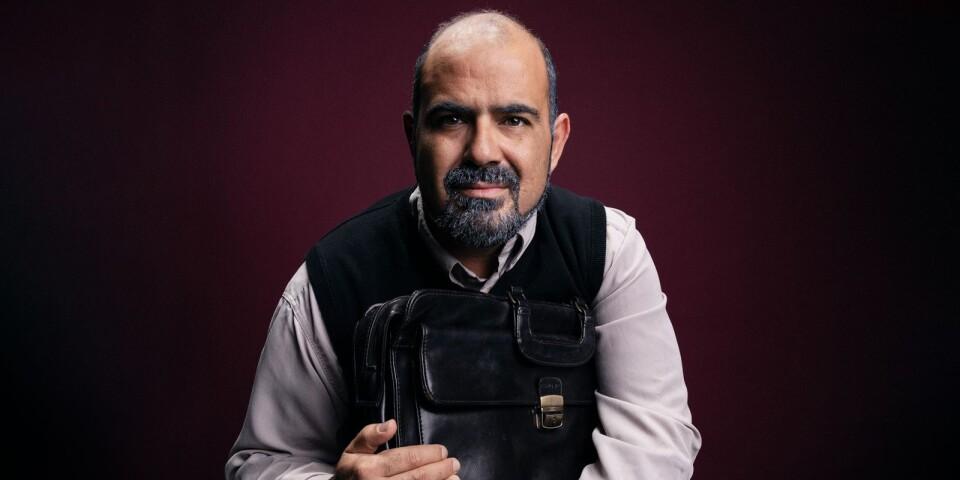 Taha - skriven och framförd av skådespelaren Amer Hlehel.