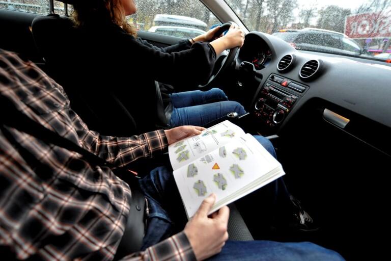 Nya regler för körkort