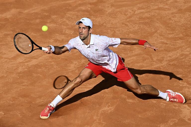 Djokovic till final i Rom