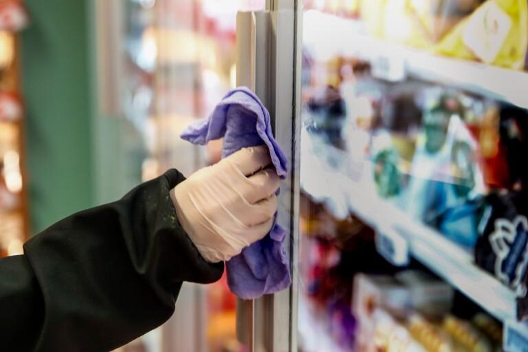 Coronavirus: Skåningarna sämre på att hålla avstånd när de handlar