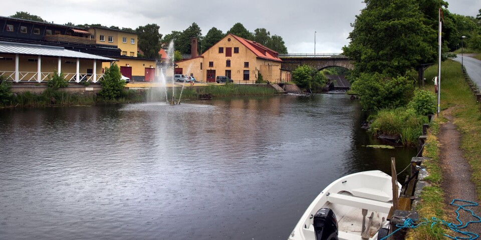 Vattenverket lyckebyån