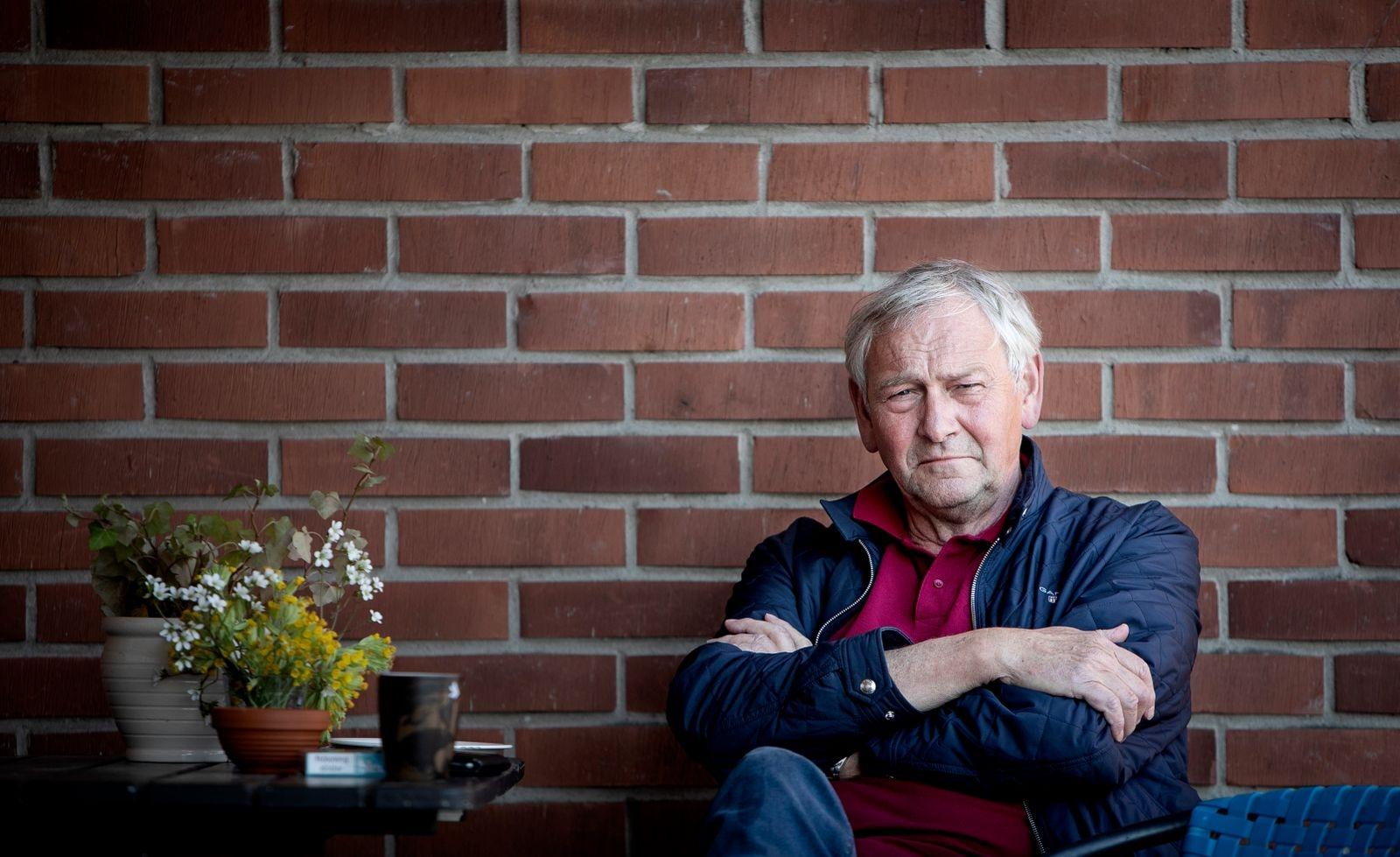"""Mats Bengtsson är verkställande tjänsteman på Sparbanksstiftelsen Öland. """"Vi behöver vara en kommun. Det gör oss starkare mot statsmakterna"""", säger han."""