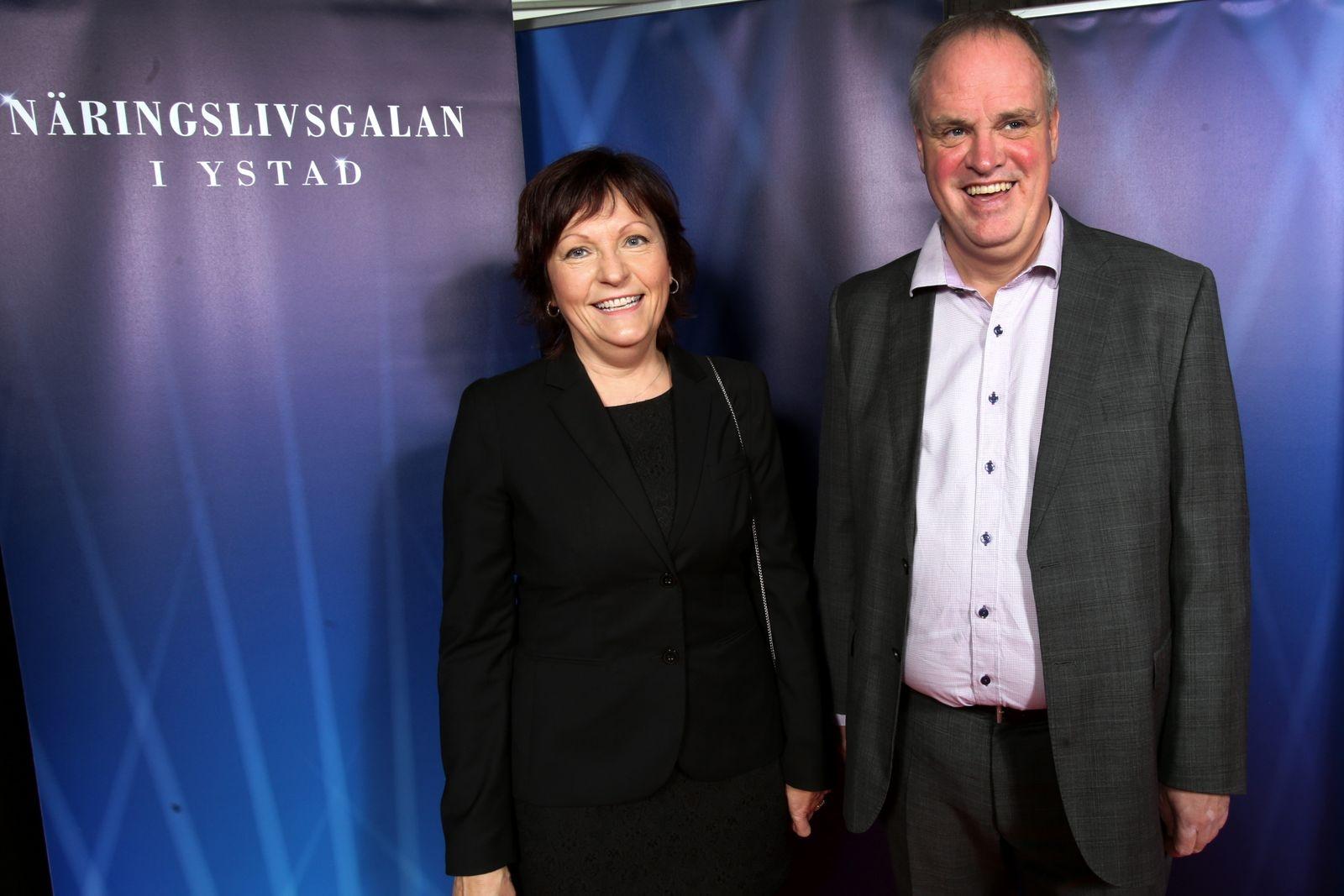 Ingrid Duvander och Lars Falk, Hireq