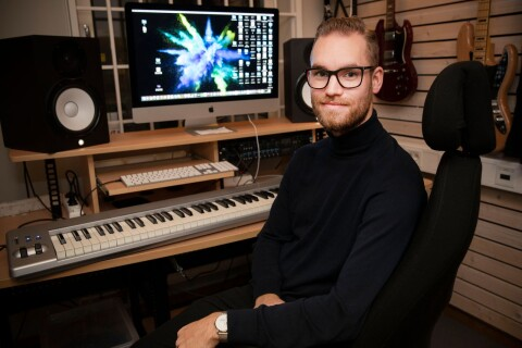 Omtyckt musiker utses till årets eldsjäl