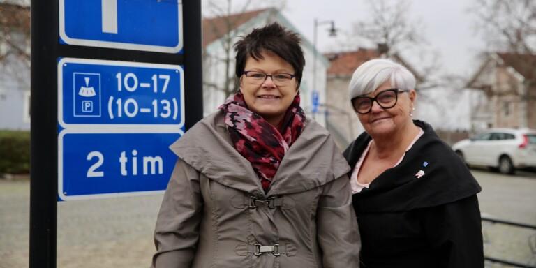 Ilska över beslut att inte ändra parkeringsregel på Torget i Mönsterås