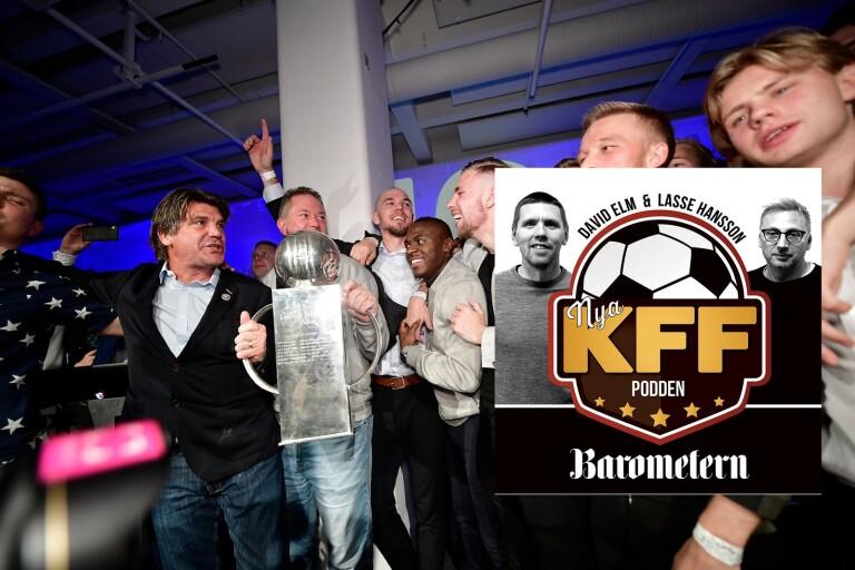 KFF-podden: Malmös spelstil inte optimal för Antonsson