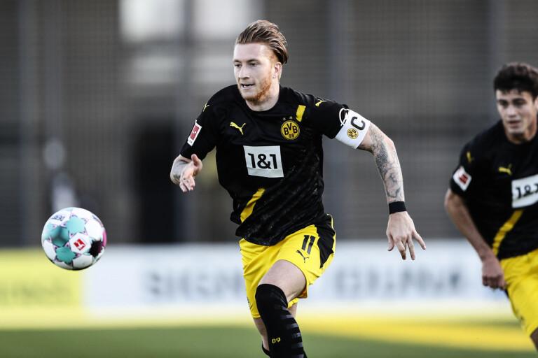 Dortmund: Kan stoppa spelare från landslag