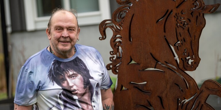 """Olle Jönsson – sångare i Lasse Stefanz: """"Jag vet inte om vi överlever som bransch"""""""