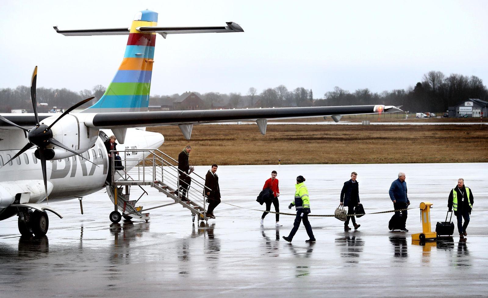 """Flyget är en del av den svenska kollektivtrafiken"""""""