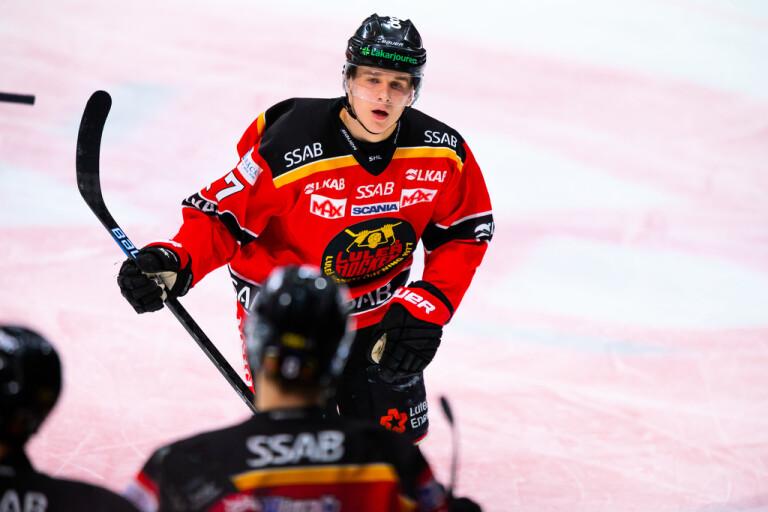 Nobbade NHL – talangen jagar SM-guld