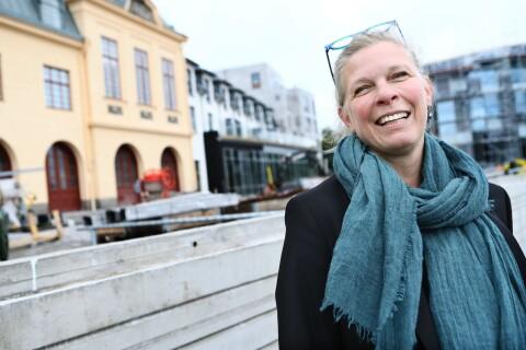 Kalmars nya stadsarkitekt har stora planer för Kalmar