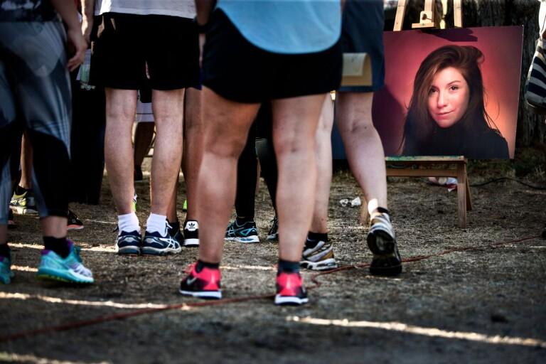 Årets Run for Kim inbringade 100 000 kronor