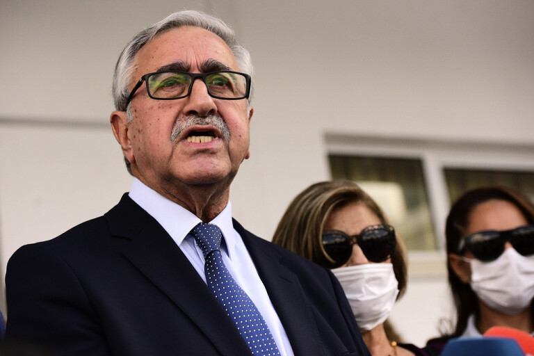 Jämnt lopp i turkcypriotisk ledarkamp