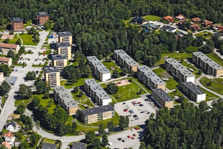 Företaget planerar hundratals nya bostäder i Borås