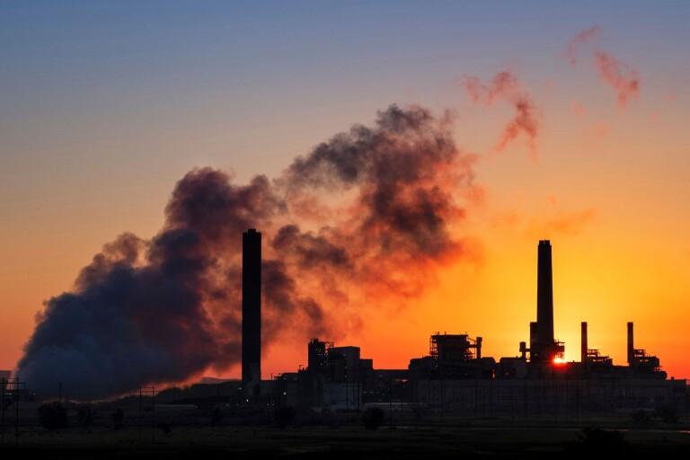 Satsa på negativa utsläpp