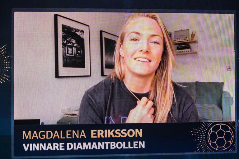 """Första Diamantbollen: """"Aldrig varit bäst på nåt"""""""