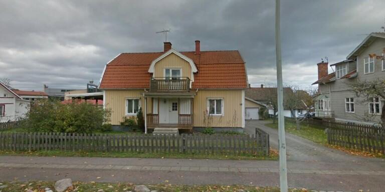 169 kvadratmeter stort hus i Torsås sålt till nya ägare