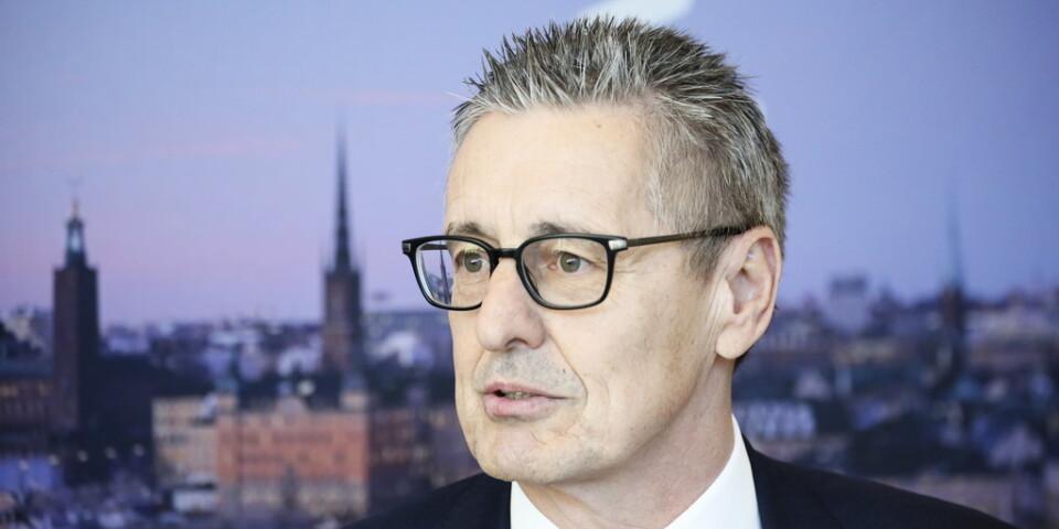 Ericssons styrelseordförande Ronnie Leten får nöja sig med samma arvode som i fjol. Arkivbild.