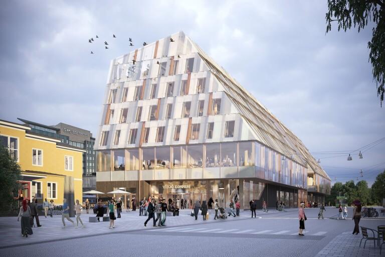 وقعات جديدة لتكلفة مبنى البلدية ومحطة فيكخو