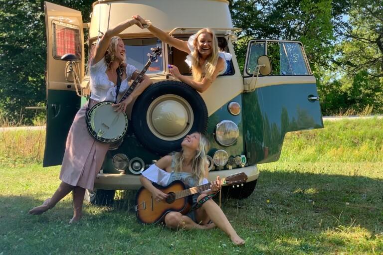 Highway honies spelar live på Öland på söndag