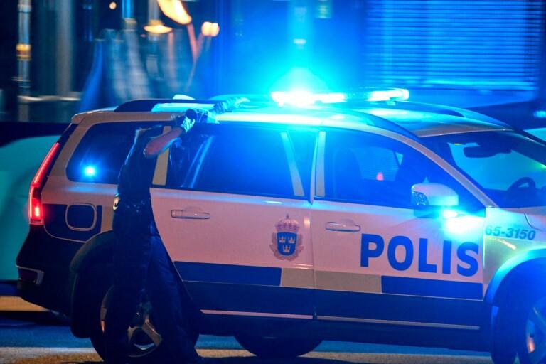 Växjö: Tre tonåringar anhållna – misstänkt försök till utpressning