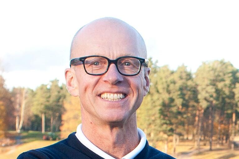 Anders Sjöholm går in som nu chef för Karlshamnsfastigheter.