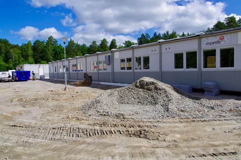 Skenande kostnader för bygge av boende