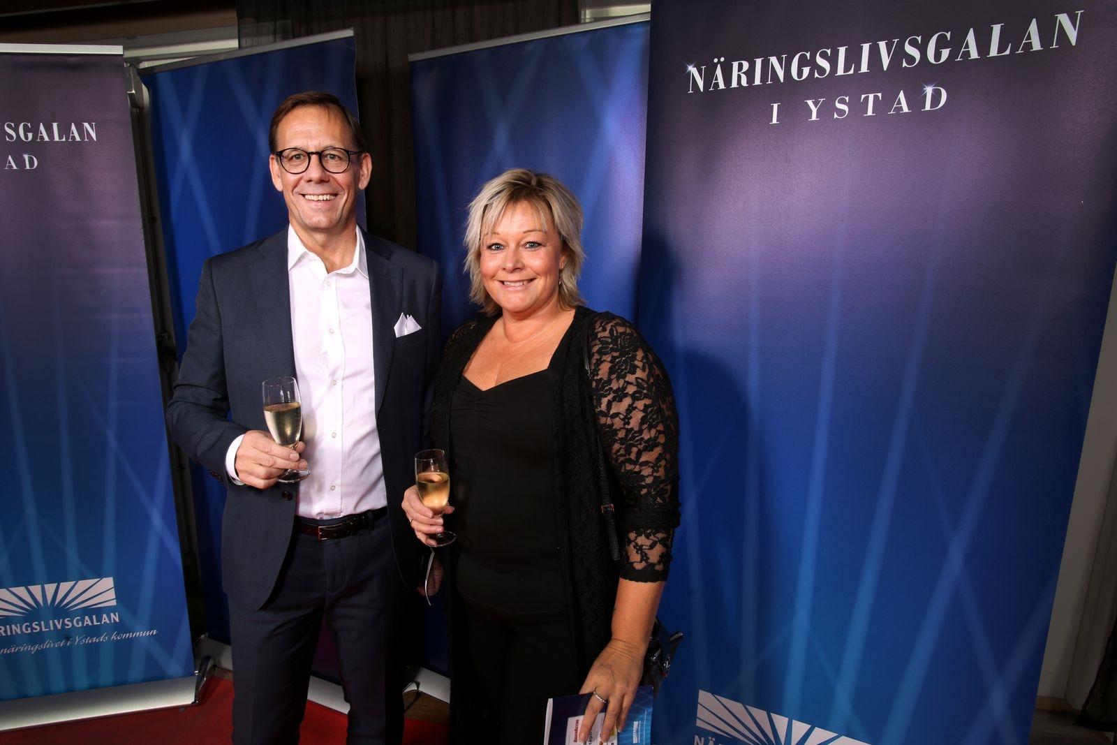 Christian Dahlman och Pernilla Robertsson, Tullfokus