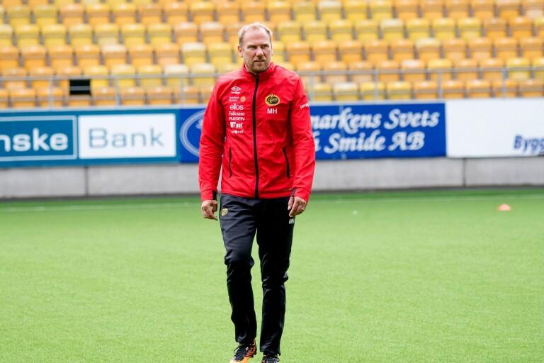 Elfsborgs guldtränare sjuk i covid-19