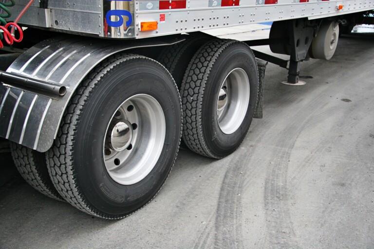 Lastbilschaufför misstänks för drograttfylleri
