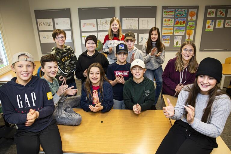 Tävling: Grimsåsskolan vidare till final i Retorikmatchen