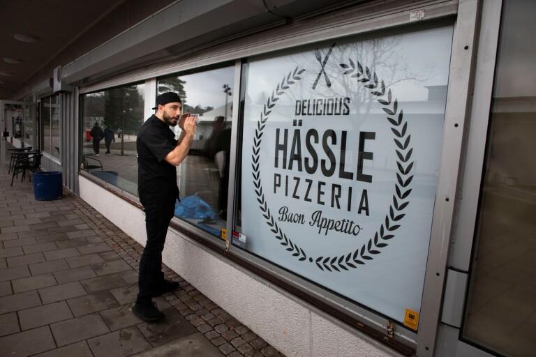 """Pizzabagaren vill vända Hässleholmens dåliga rykte: """"Det är det allt handlar om"""""""