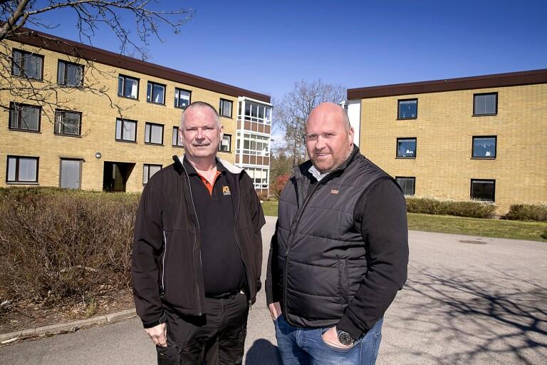 Kustbygg Group har startat bolag för fastighetsskötsel