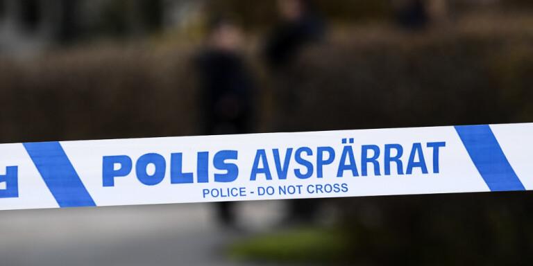 Två män har anhållits misstänkta för att ha mördat en man i Gislaved. Arkivbild.