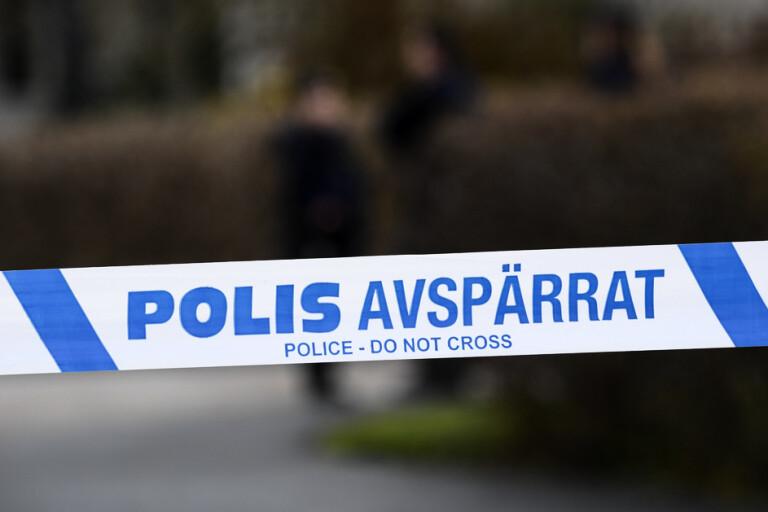 Tre män har anhållits misstänkt för att ha mördat en man i Gislaved. Arkivbild.