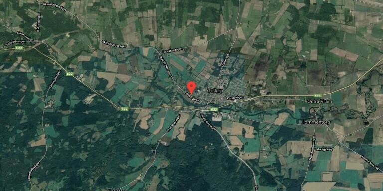 105 kvadratmeter stort hus i Tollarp sålt för 1550000 kronor