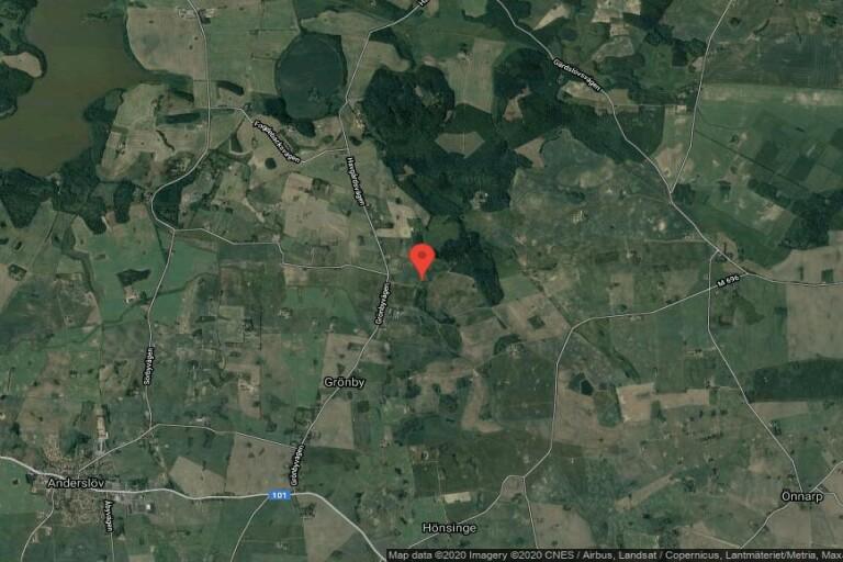 77 kvadratmeter stort hus i Anderslöv sålt för 2600000 kronor