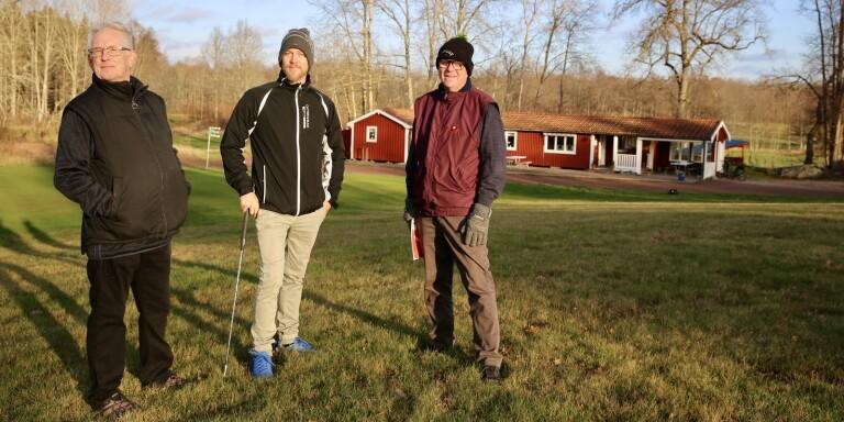 Golfklubb har ökat sina gäster med 90 procent i coronapandemins spår