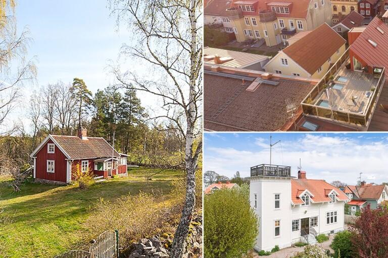 Klicktoppen – hetaste bostäderna i länet just nu