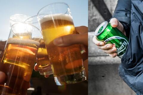 Nytt beslut: Tillåtet att dricka alkohol utomhus